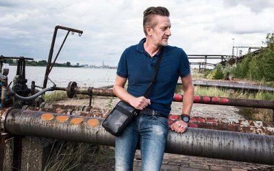 Afval een nieuw leven geven: tassen van autobanden
